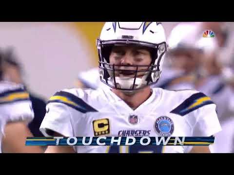 Desmond King 73 Yard Punt Return Touchdown | NFL