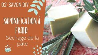Technique de saponification à froid - Comment préparer votre pâte à savon pour le séchage ? (2/3)