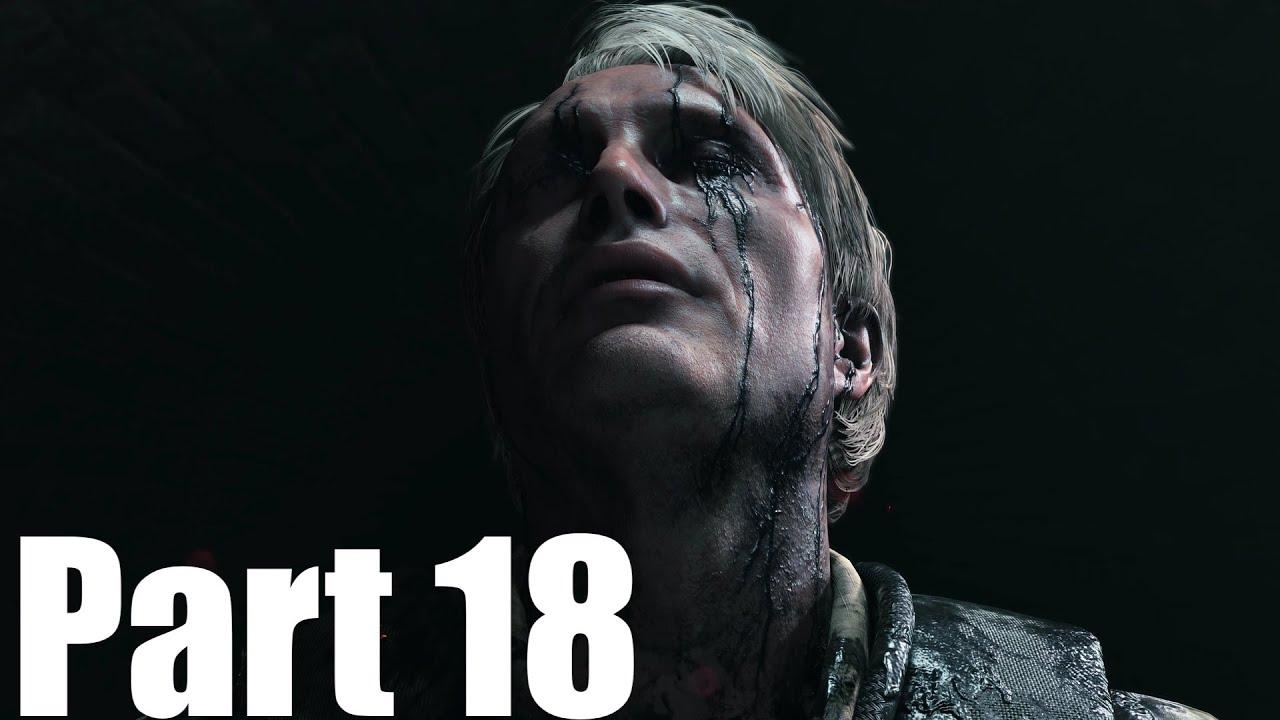 Death Stranding Walkthrough Gameplay Part 18 Old Friend Full Game Youtube
