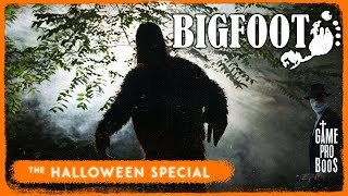 Bigfoot - The Game Pro Bros 2019 Halloween Special