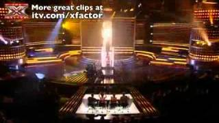 Rebecca Ferguson Show Me Love - The X Factor Live Semi-Final Rebecca Ferguson Show Me Love