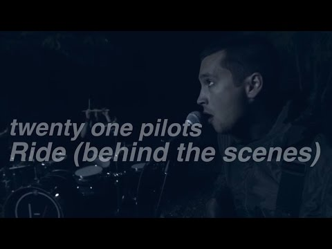 twenty one pilots - Ride (behind the scenes)