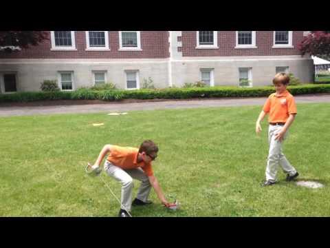 The Albany Academies - AA 5th Grade Theatre Combat - May 2016