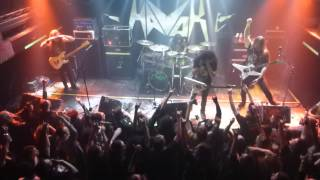 havok time is up live in montreal