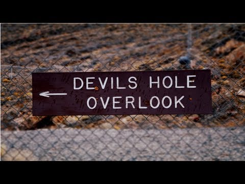 Nevada's Mysterious Devil's Hole: Center of Terrifying Stories and Legends?