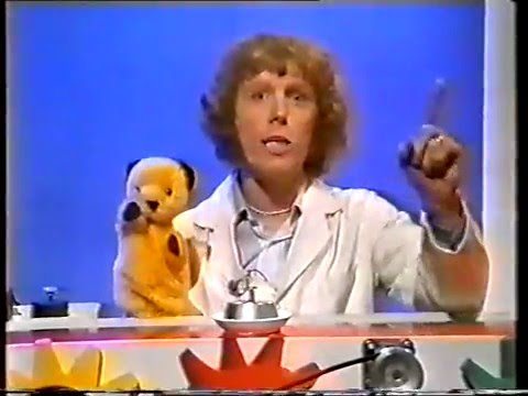 The Sooty Show 1978 Episode 6 Guest: Victor Burnett and June