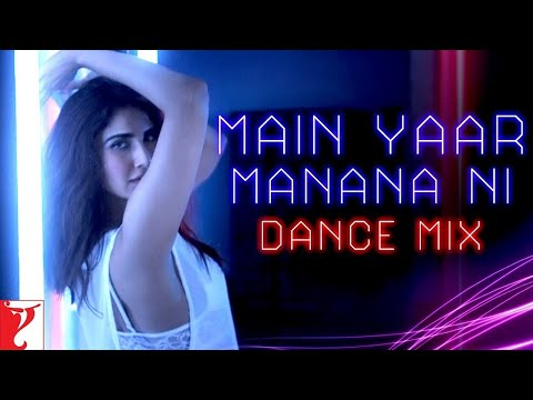 Main Yaar Manana Ni Song - Full Lyrical Video - Dance Mix | Vaani Kapoor | Yashita Sharma