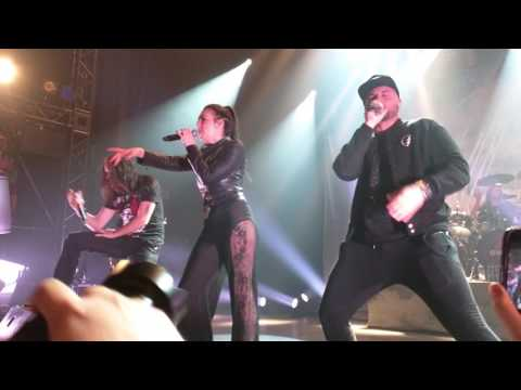 "Amaranthe - Intro + Maximize - Montreal city 2017 ""Live HD"""