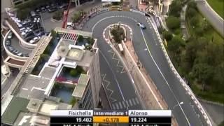 F1 Monaco 2005 FP4 - Giancarlo Fisichella Lap