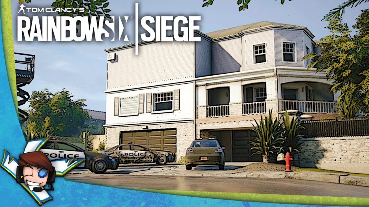 On fout le bordel dans ta maison : Rainbow Six Siege - YouTube