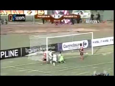 Persepam Madura United Vs Persebaya 1 4 Indonesia Super