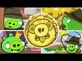 Gambar cover Bad Piggies - The Road To El Porkado All 3 Star Level 13 to 16 Gameplay iOS Android
