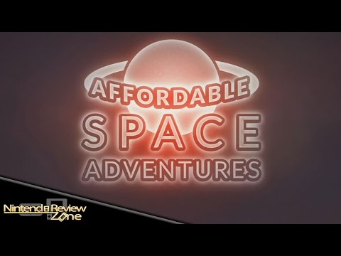 Affordable Space Adventures Video Review! - Nintendo Review Zone!