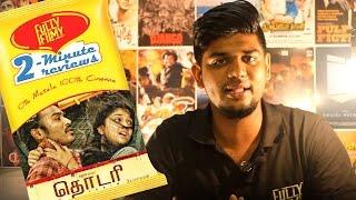 Thodari 2-Minute Review | Dhanush | Keerthy Suresh | Fully Filmy