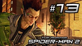 The Amazing Spider-Man 2 Gameplay Walkthrough Part 13 - Mission 13: The Green Goblin!