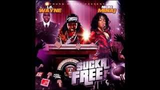 Nicki Minaj ft Lil Wayne Sucka Free Mixtape 2008