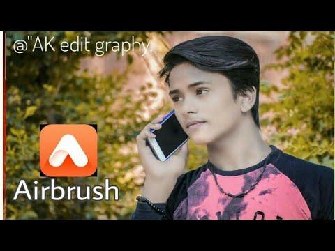 Airbrush Photo Editing Hinde