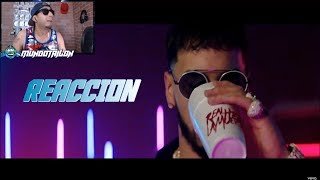 Anuel AA - Brindemos feat. Ozuna (Video Oficial) - Reaccion