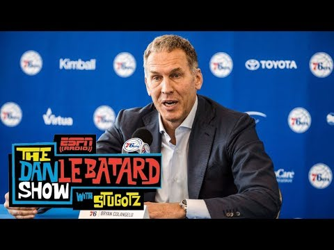 Author of Bryan Colangelo Twitter story from The Ringer stands by story   Dan Le Batard Show   ESPN