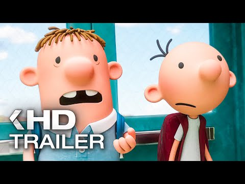 DIARY OF A WIMPY KID Trailer (2021)