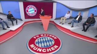 Guardiola vs Ancelotti - Rafinha