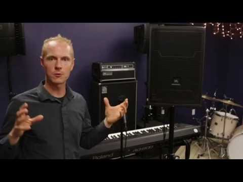 PRX710 Sound System Rental