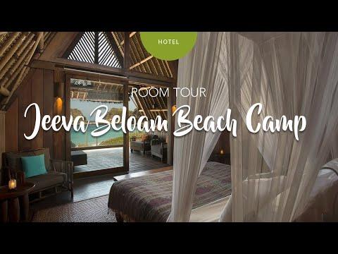 Room Tour Jeeva Beloam Beach Camp, Surga tersembunyi di Sisi Timur Lombok