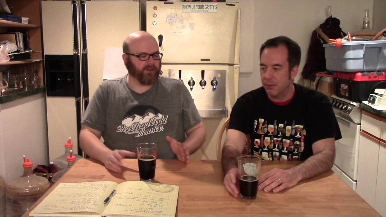 Chocolate Malt Stout - YouTube