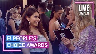 Alessia Cara Reveals Quirky Pre-Show Ritual at 2019 E! PCAs | E! People's Choice Awards
