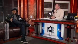 "Actor Boris Kodjoe on How CBS's ""Code Black"" Talks Tennis & Djokavic Documentary - 1/24/17"