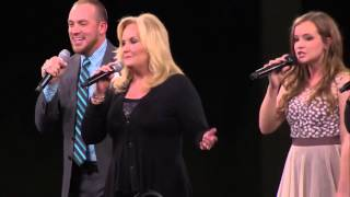 "Karen Peck and New River ""We Shall Wear a Robe and Crown"" at NQC 2015"
