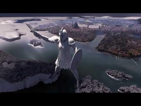 Как снимался сериал Игра престолов,4 сезон.Game of Thrones, Season 4 – VFX making of reel