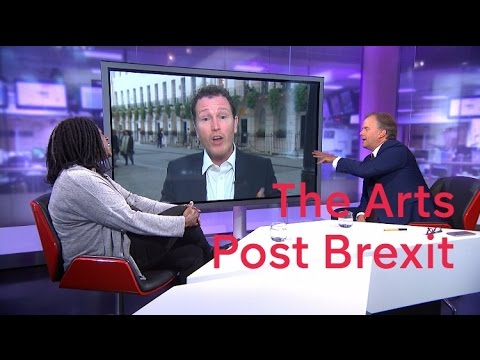 Post Brexit: What happens to the arts?