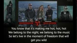 Wisin & Yandel Ft. Jennifer Lopez - Follow the leater (Letra)