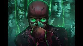 The Flash ⚡ Barry Allen Feels The Antigravity ⚡ Starset - Antigravity