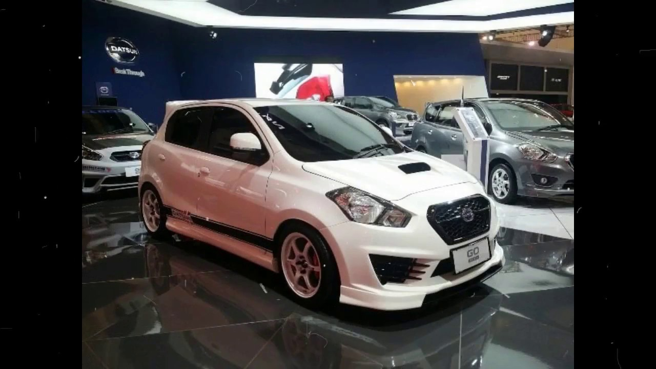 The Best Datsun Go Panca Hatchback Modification 2017 YouTube