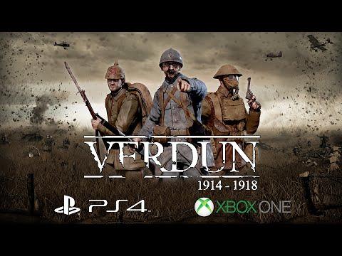 Verdun Console Announcement trailer