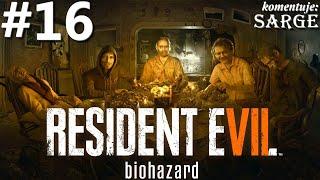 Zagrajmy w Resident Evil 7 PL odc. 16 - Zepsuta winda
