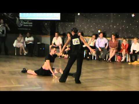 Charlotte DanceSport 2013 Open Reverse Role Rumba Final
