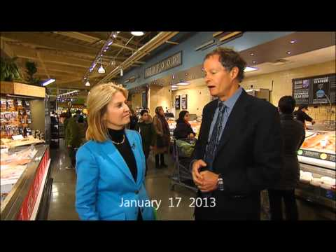 Whole Foods Co-CEO John Mackey Interview - Obamacare is.....?