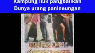 Kamana Iteung ost Si Kabayan Saba Kota  lagu  lirik