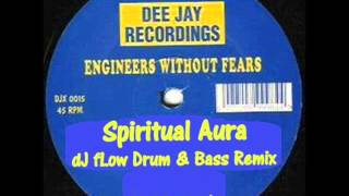 Engineers Without Fears - Spiritual Aura - dJ fLow D&B remix