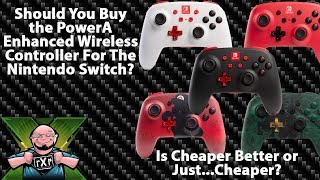 Should you buy the PowerA Wireless Enhanced Controller for the Ninendo Switch