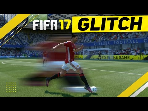 FIFA 17 SPEED BOOST TUTORIAL -  HOW TO RUN SUPER FAST IN FIFA 17 - THE PACE BOOST GLITCH