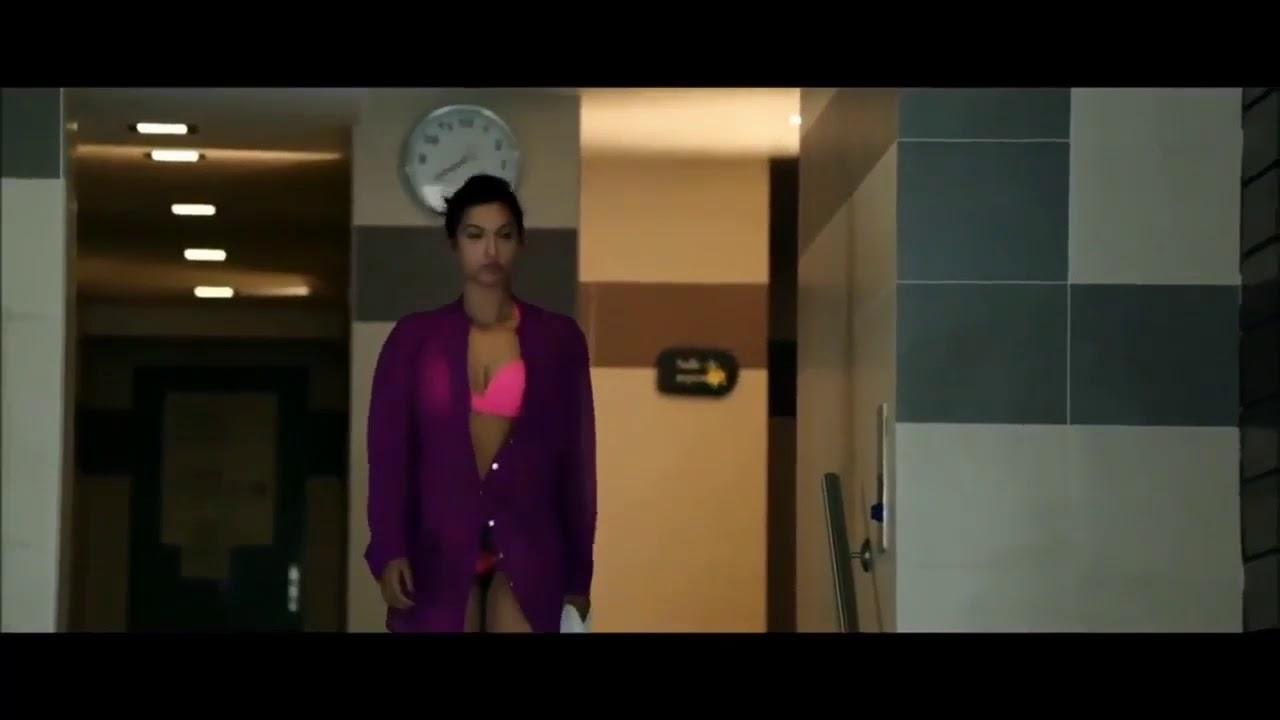 338f3a6aea80f Gauhar Khan bikini scene - YouTube