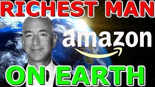 Jeff Bezos: How He Became The Richest Man In The World ? Billionaire Mindset 2019