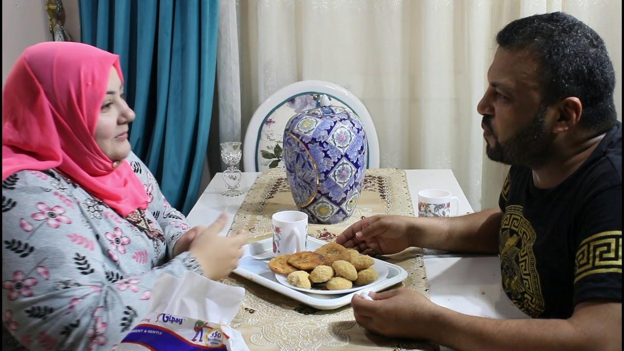 الراجل لما يشبع يجيب زوجه تانيه علشان يريح الزوجه الاولى 😭😭😭