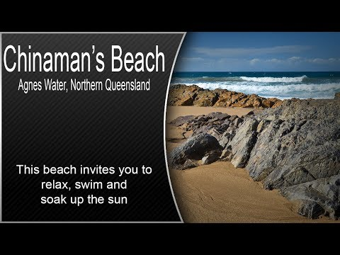 Chinaman's Beach, Agnes Water, Northern Queensland