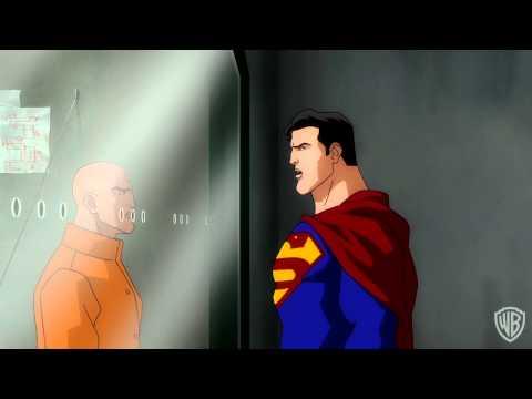 All Star Superman Lex Luthor clip