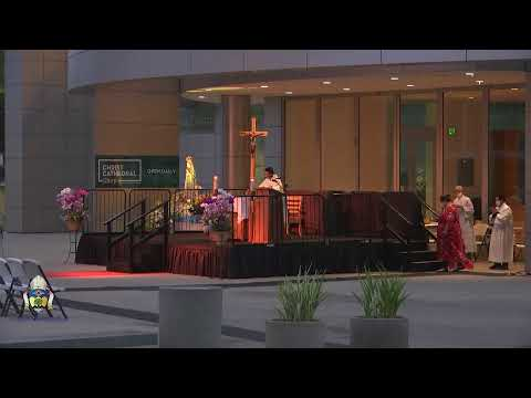 10/22/2020 –Thursday of the Twenty-ninth Week in Ordinary Time –6:30AM English Mass